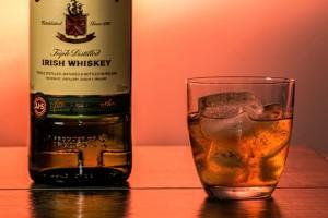 Irish Whiskey on Ice Elma Wine & Liquor